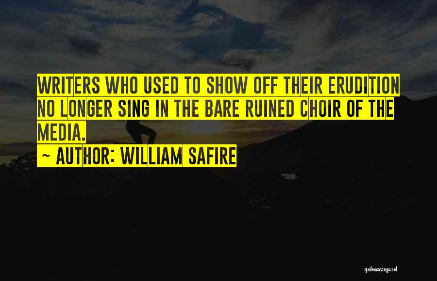 Top 7 Quotes & Sayings About Show Choir