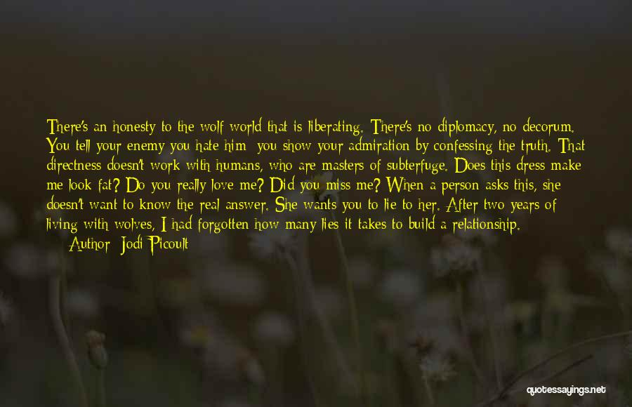 Show Her You Want Her Quotes By Jodi Picoult
