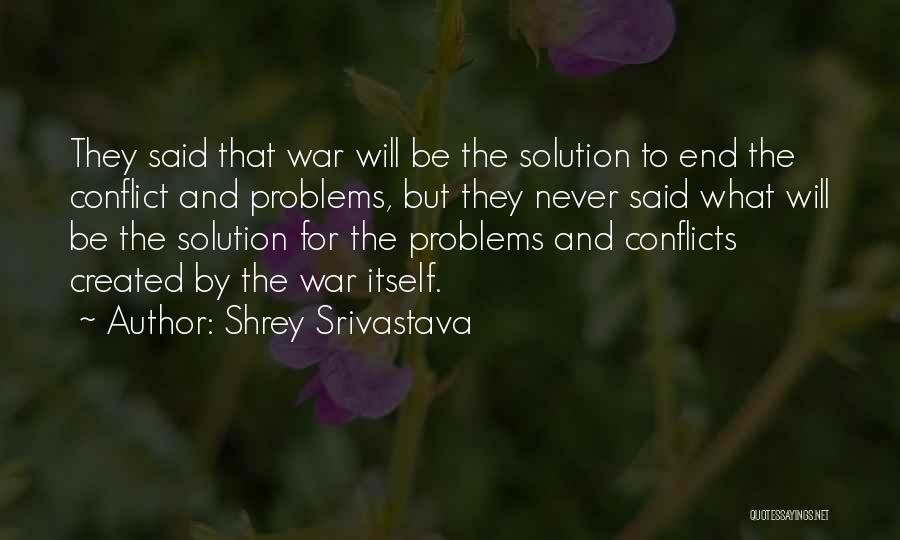 Shrey Srivastava Quotes 1357645