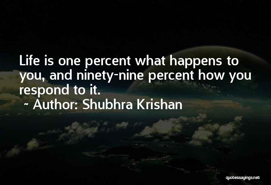 Shubhra Krishan Quotes 1063733