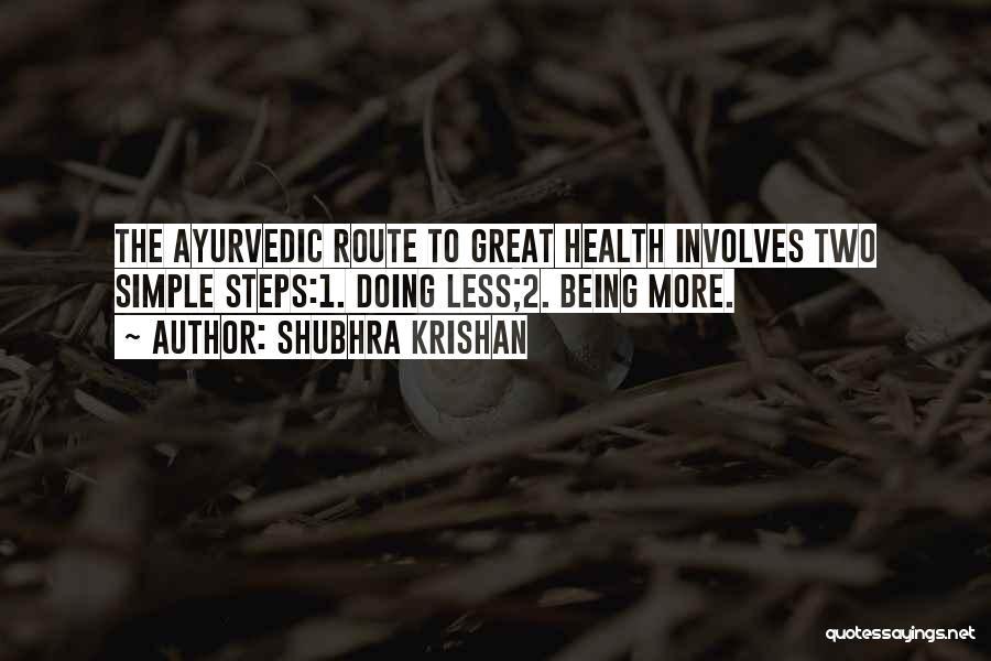 Shubhra Krishan Quotes 1105033