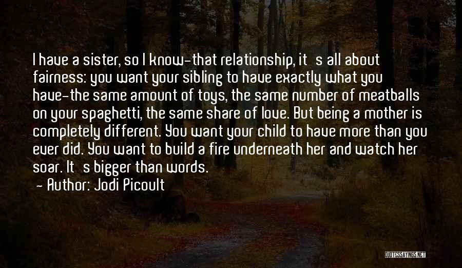 Sibling Love Quotes By Jodi Picoult