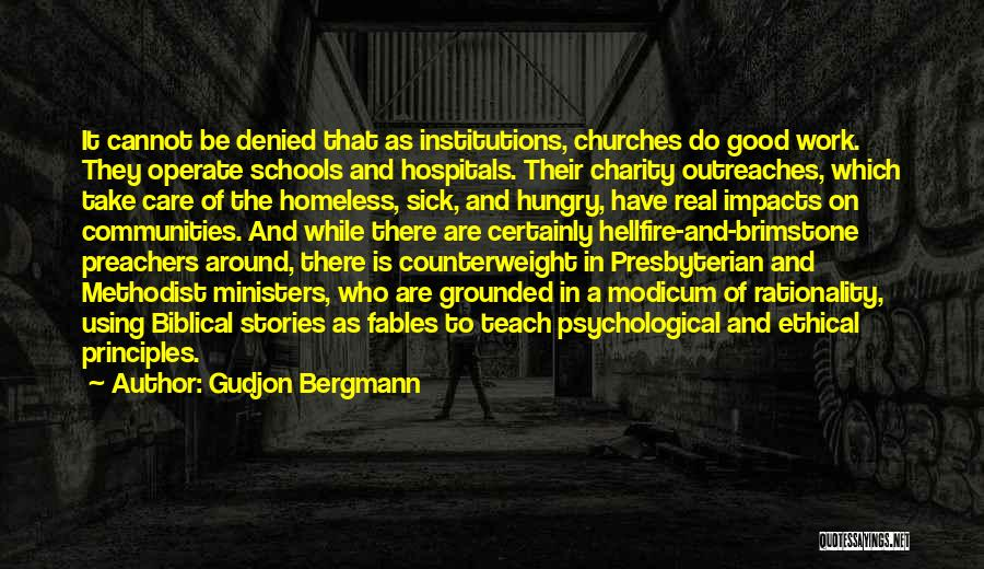 Sick But Have To Work Quotes By Gudjon Bergmann