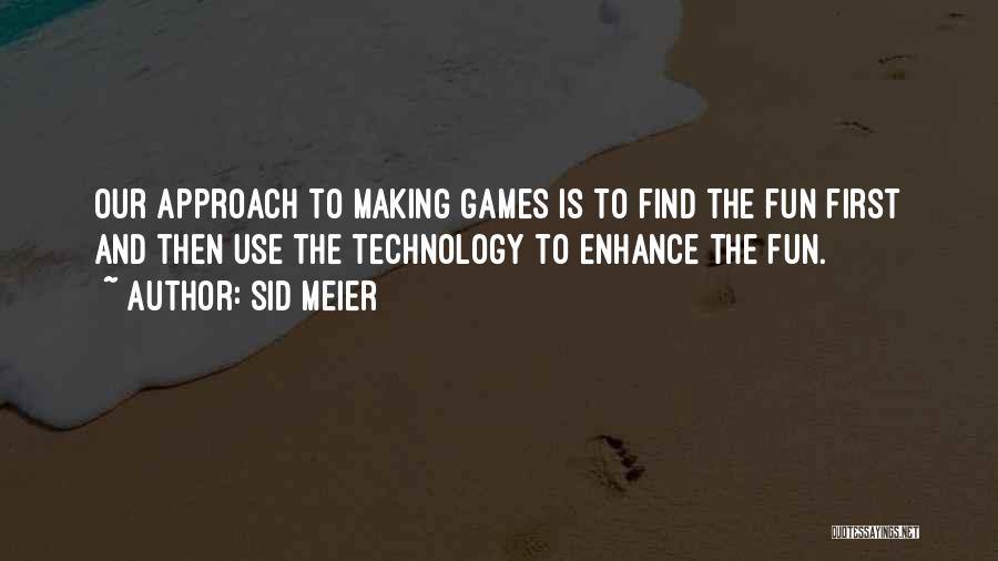 Sid Meier Quotes 2037644