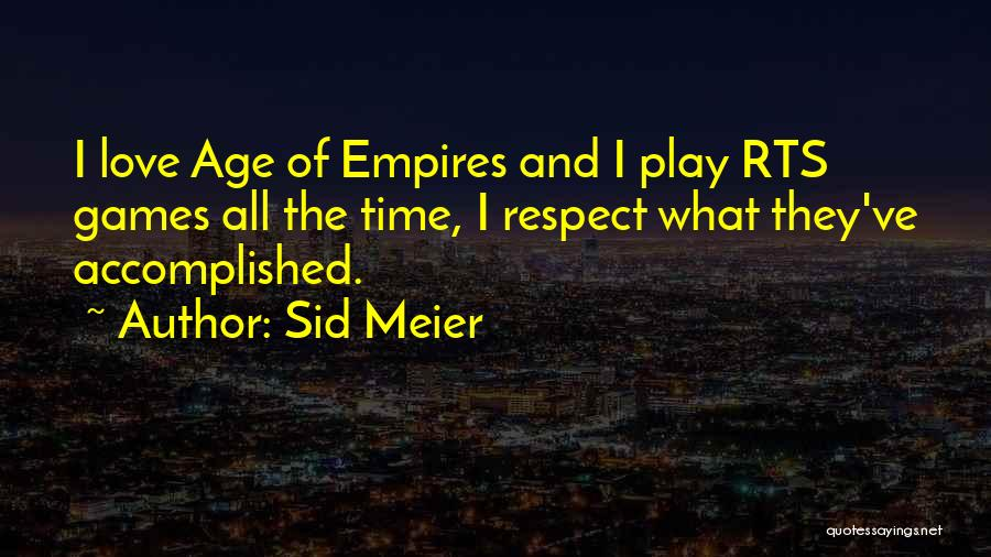 Sid Meier Quotes 589781