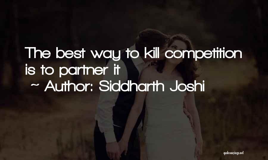 Siddharth Joshi Quotes 680426