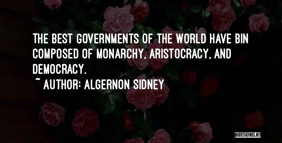 Sidney Quotes By Algernon Sidney