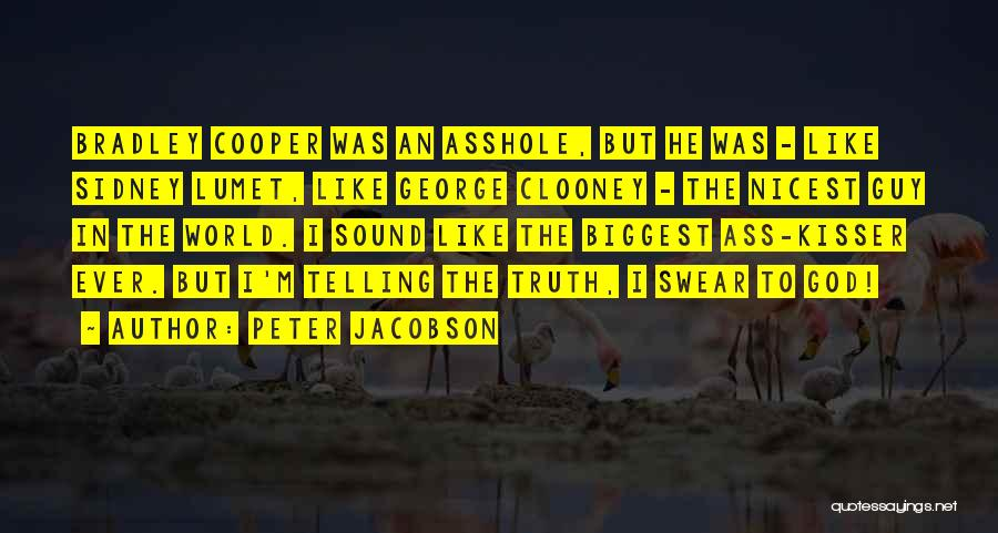 Sidney Quotes By Peter Jacobson