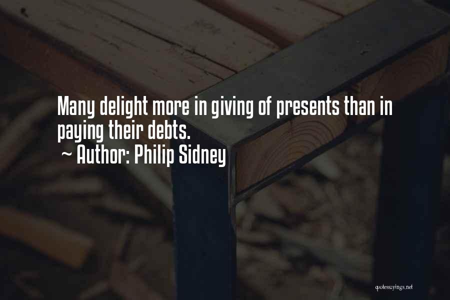 Sidney Quotes By Philip Sidney