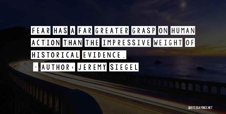 Siegel Quotes By Jeremy Siegel