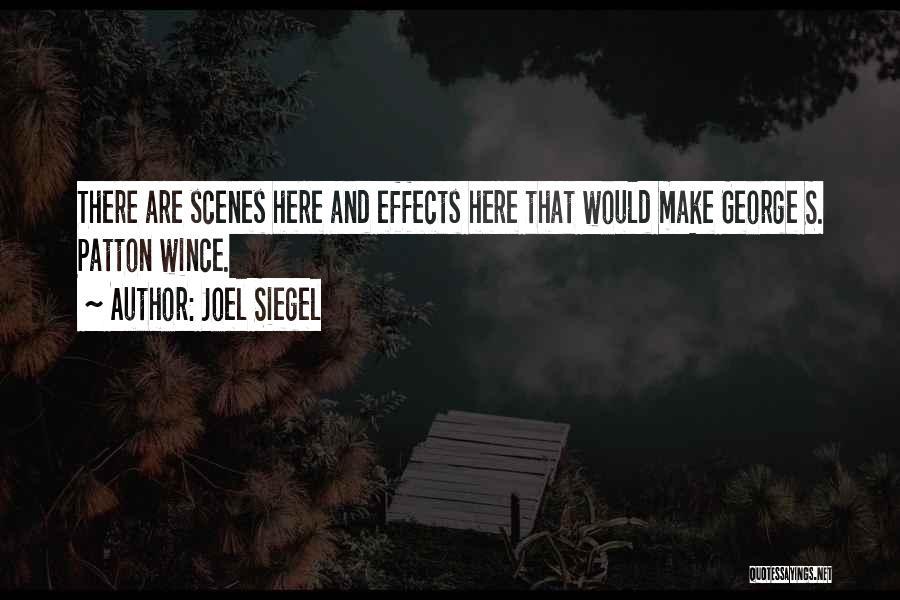 Siegel Quotes By Joel Siegel