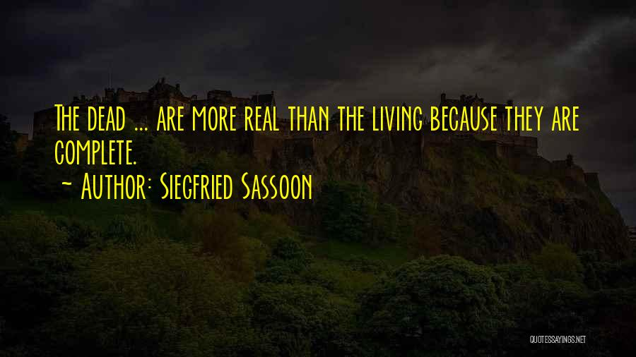 Siegfried Sassoon Quotes 111346