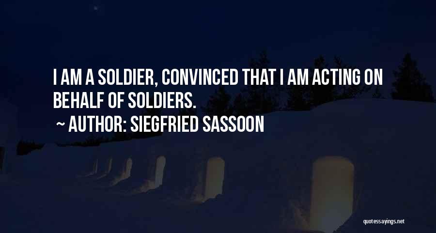 Siegfried Sassoon Quotes 1313791