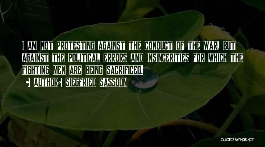 Siegfried Sassoon Quotes 1456825