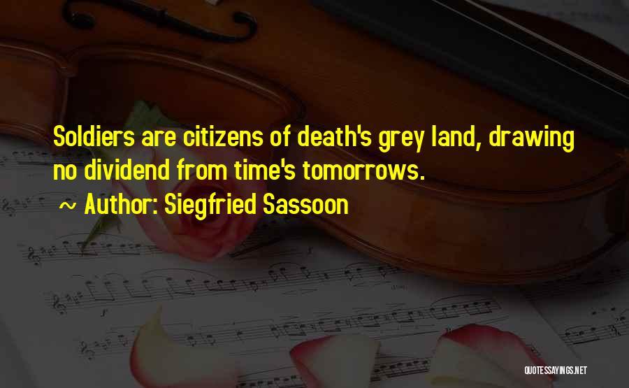 Siegfried Sassoon Quotes 1527334