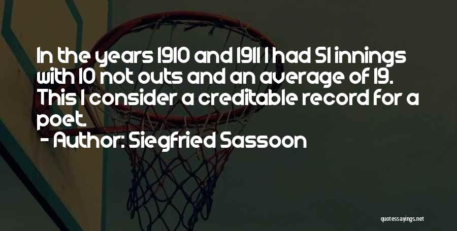 Siegfried Sassoon Quotes 1622365