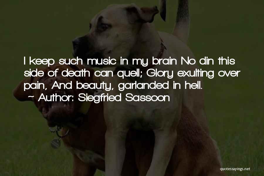 Siegfried Sassoon Quotes 1809973