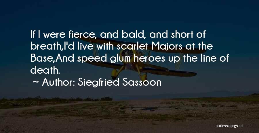 Siegfried Sassoon Quotes 1876525
