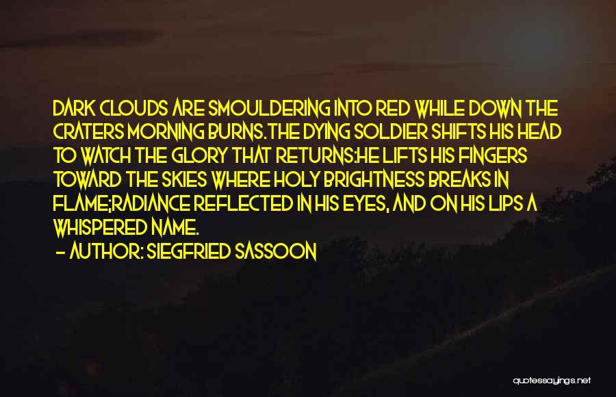 Siegfried Sassoon Quotes 2155752