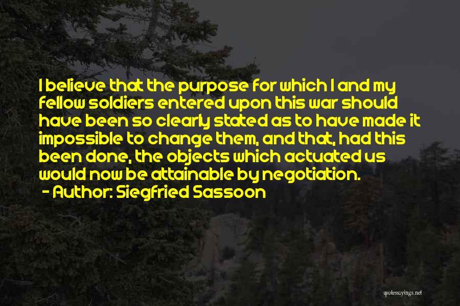 Siegfried Sassoon Quotes 2222102