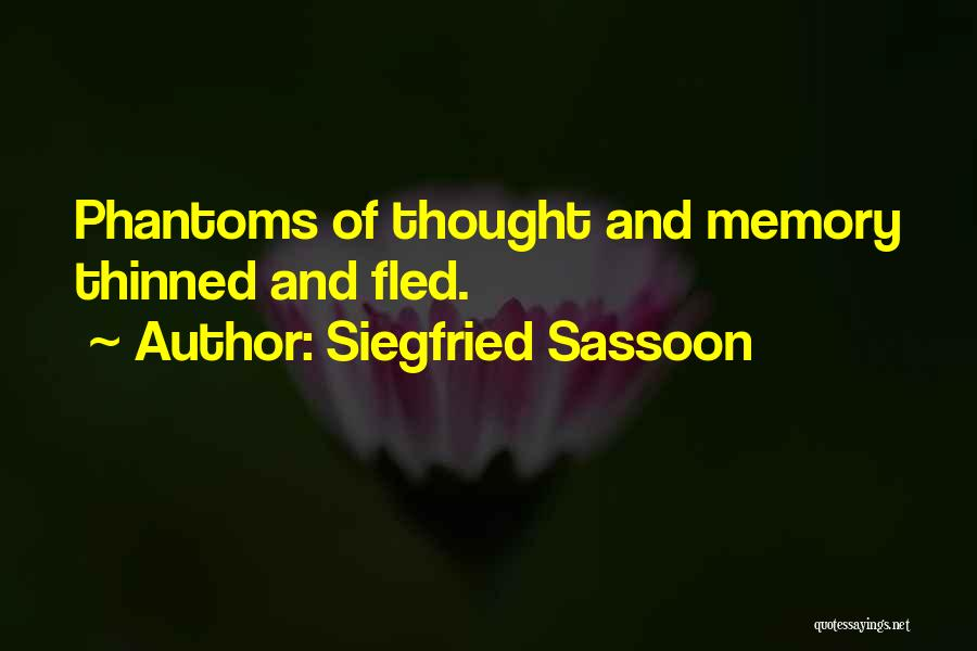 Siegfried Sassoon Quotes 2269112