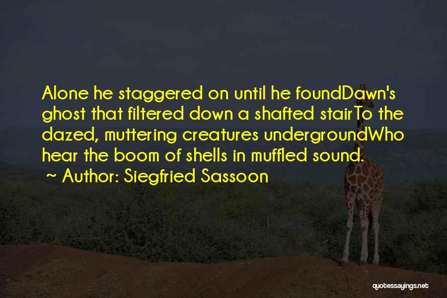 Siegfried Sassoon Quotes 432560