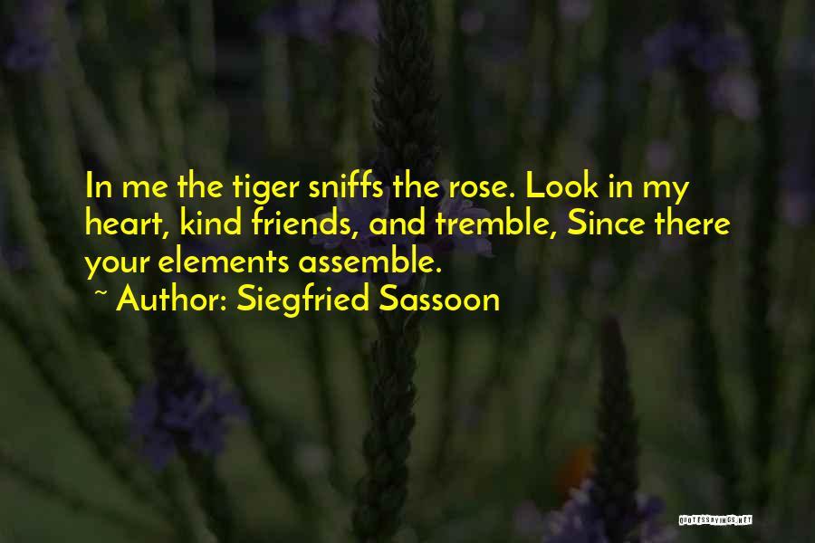 Siegfried Sassoon Quotes 460876