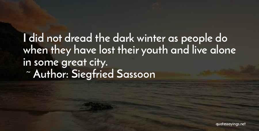 Siegfried Sassoon Quotes 880491