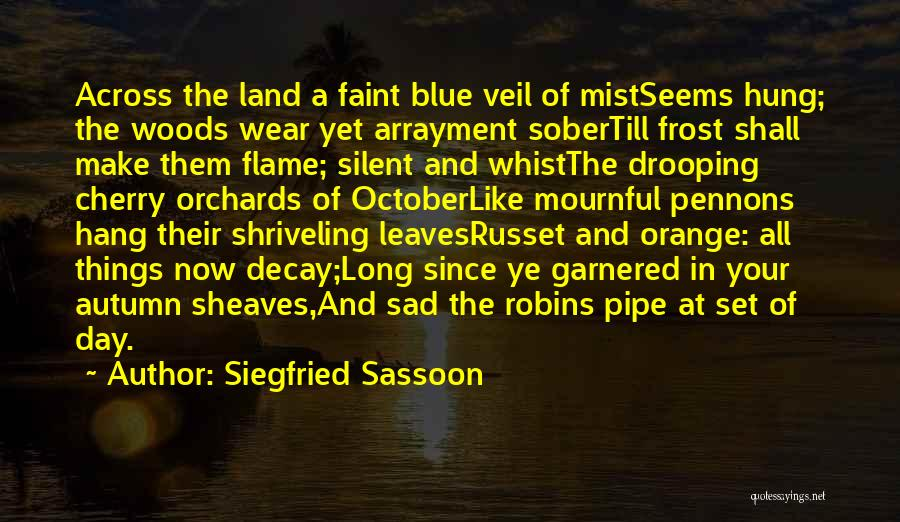 Siegfried Sassoon Quotes 976620