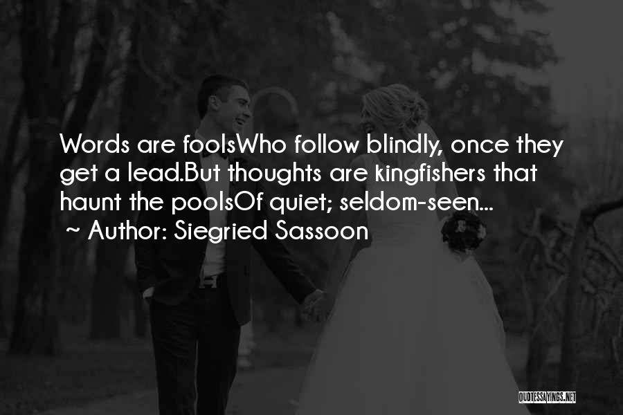 Siegried Sassoon Quotes 1060483