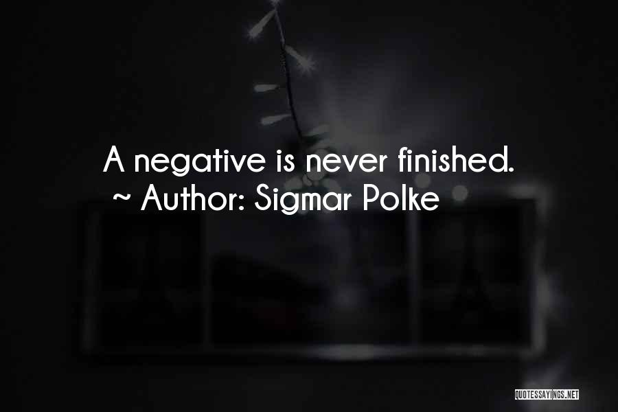 Sigmar Polke Quotes 2026225