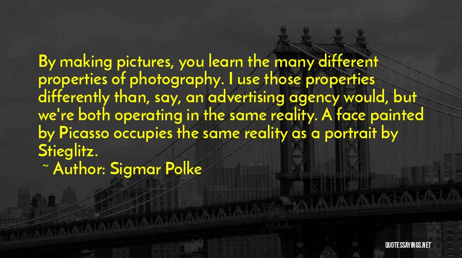 Sigmar Polke Quotes 486292