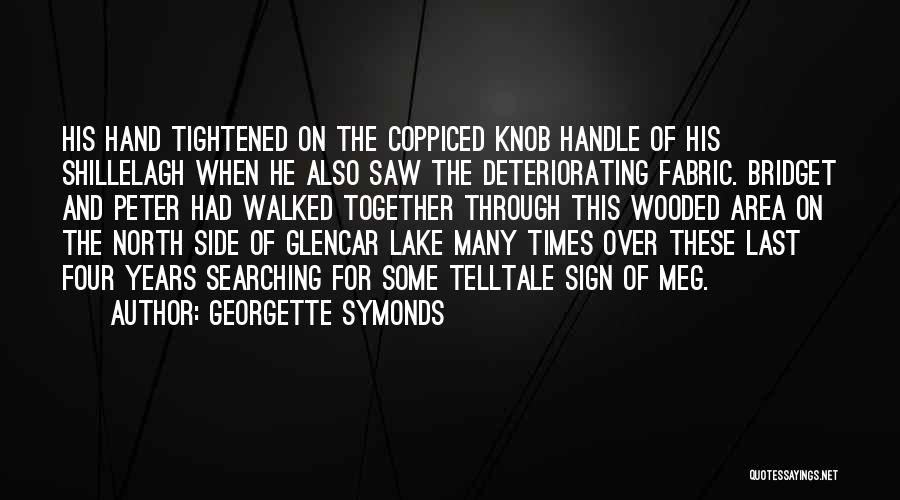 Sign Of The Times Quotes By Georgette Symonds