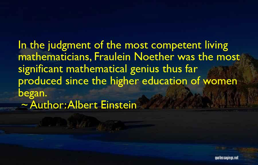 Significance Of Education Quotes By Albert Einstein