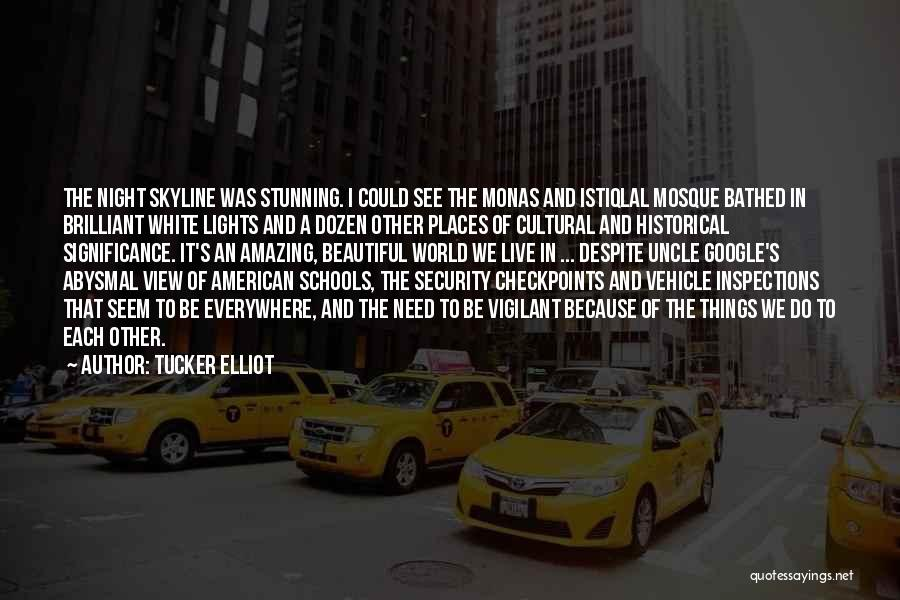 Significance Of Education Quotes By Tucker Elliot