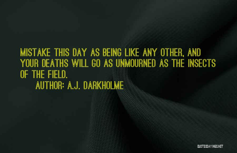 Significance Quotes By A.J. Darkholme