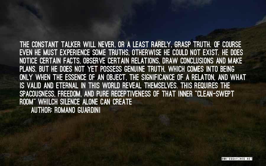 Significance Quotes By Romano Guardini