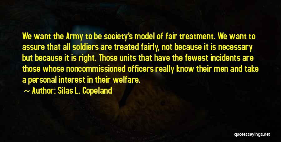 Silas L. Copeland Quotes 1017124