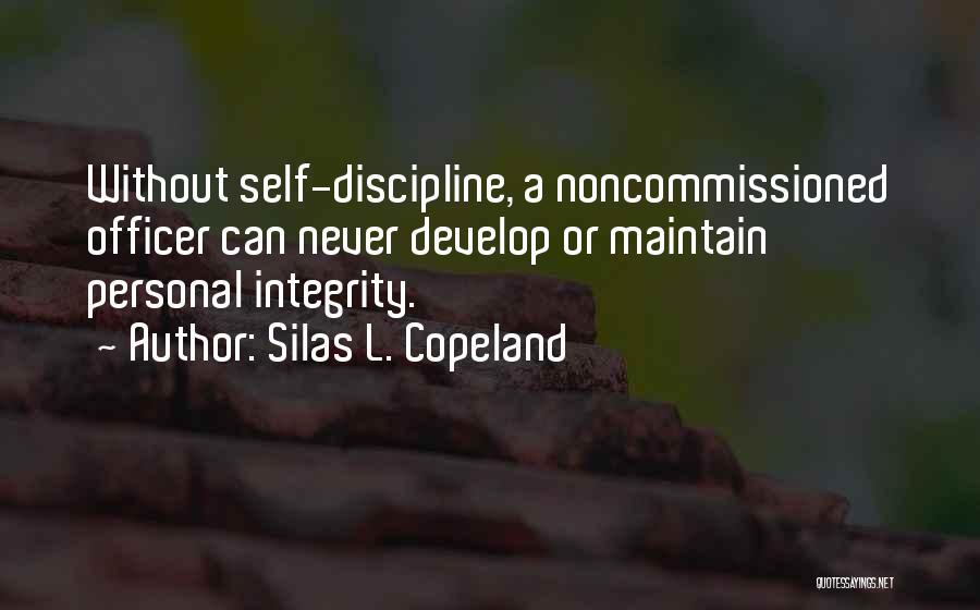 Silas L. Copeland Quotes 1295167