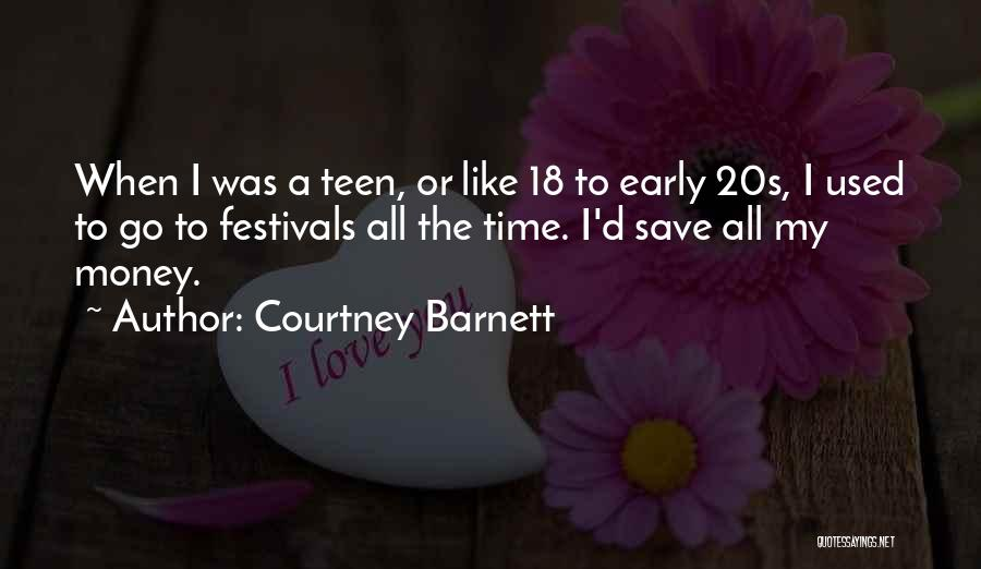 Silence Is The Loudest Quotes By Courtney Barnett