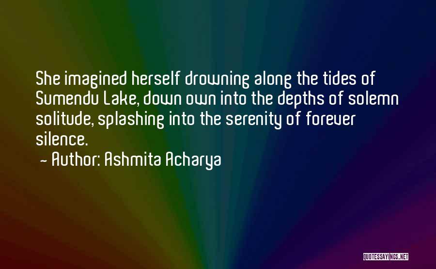 Silence Painful Quotes By Ashmita Acharya