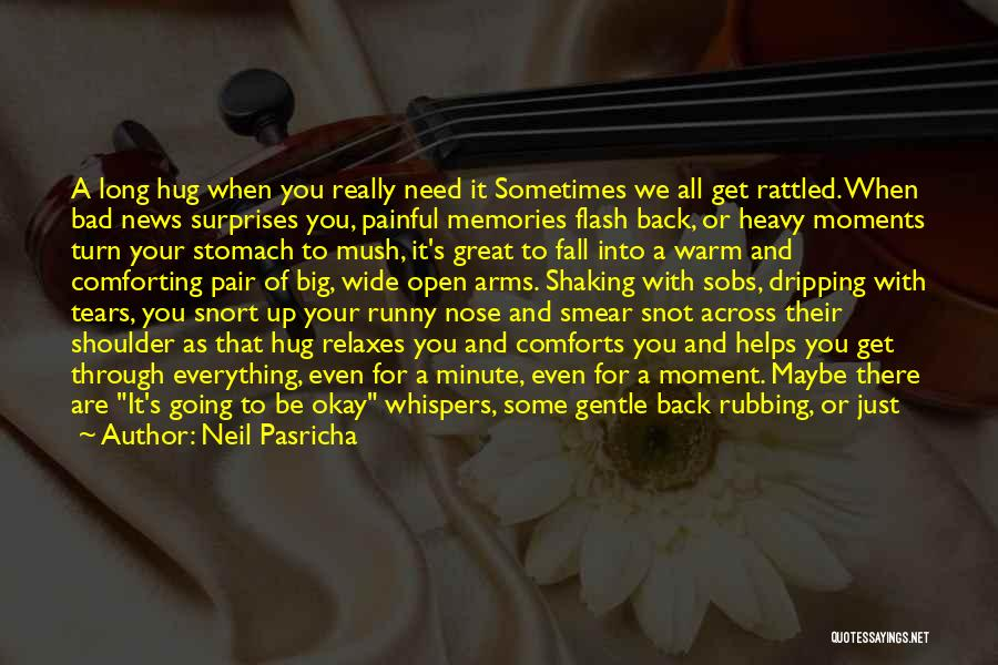 Silence Painful Quotes By Neil Pasricha