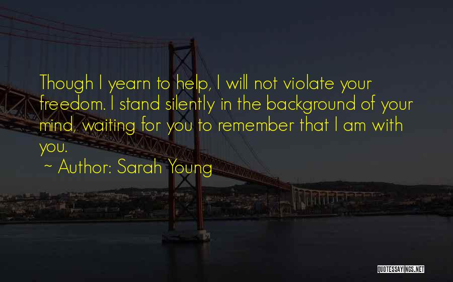 Silently Waiting Quotes By Sarah Young