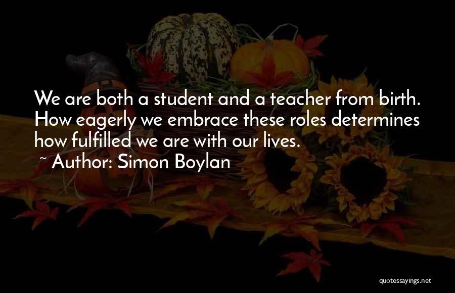 Simon Boylan Quotes 1081758