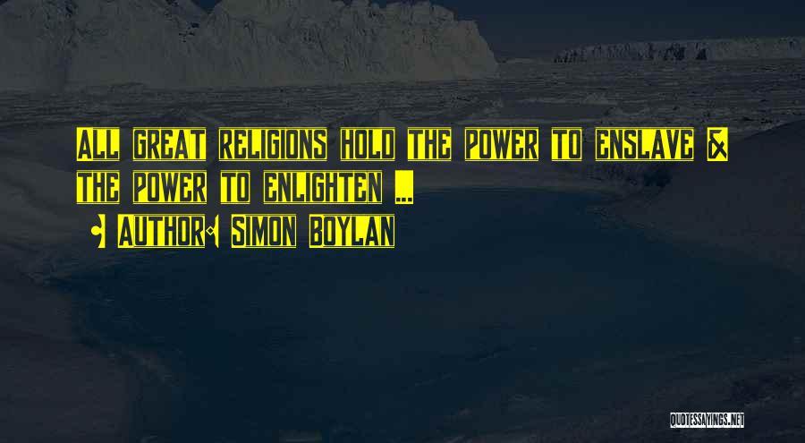 Simon Boylan Quotes 1368529