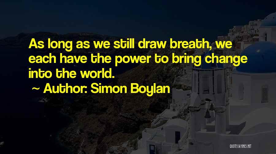 Simon Boylan Quotes 1480579