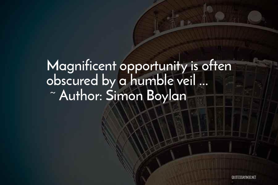 Simon Boylan Quotes 1714460