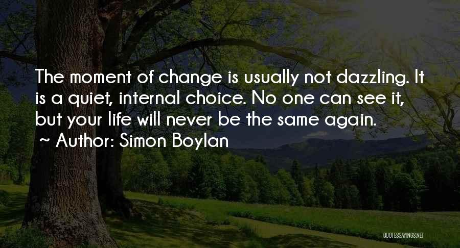 Simon Boylan Quotes 1718166