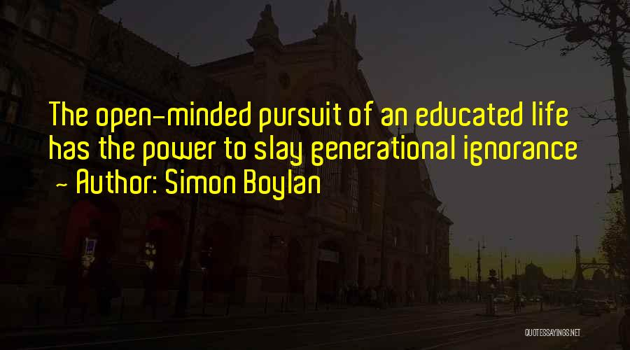 Simon Boylan Quotes 2150639