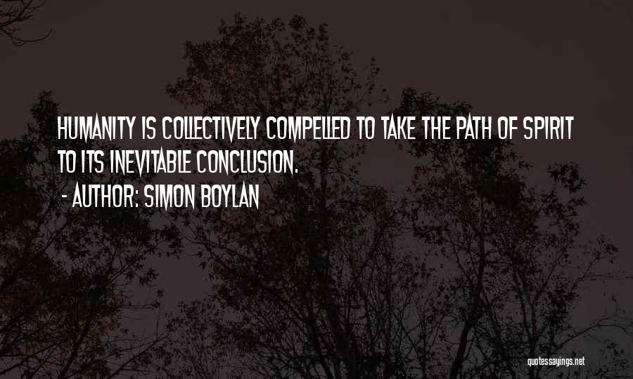 Simon Boylan Quotes 566108